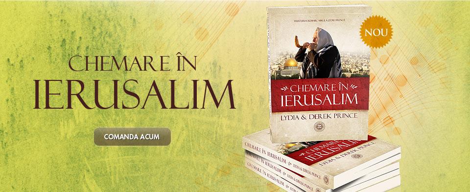 Chemare in Ierusalim - Derek Prince